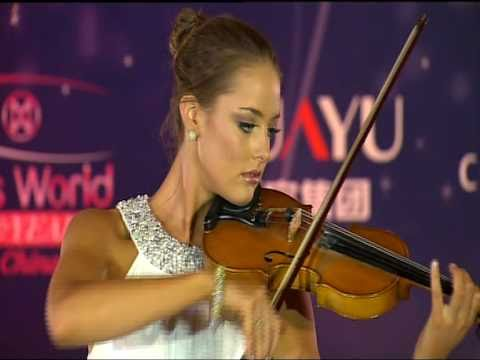 Miss World 2010 - Talent Final.