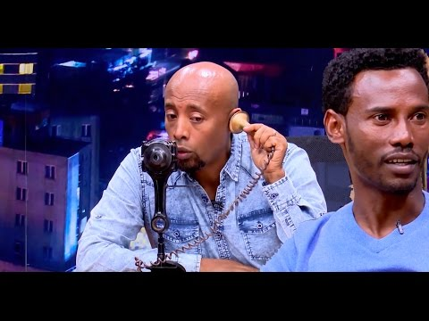 Seifu  interview with Ethiopia's  Artist Henock