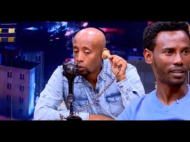 Seifu Fantahun TV Show - Interview With Artist Henok