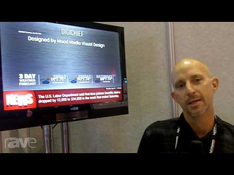 InfoComm 2013: Digichief Describes its Licensed Content Feed Provider Products