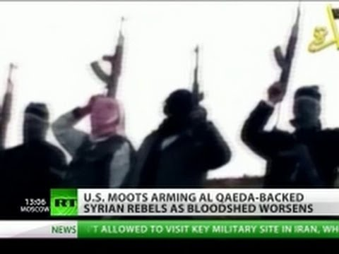 Arming Al-Qaeda: US to pump weapons into Syria warzone?