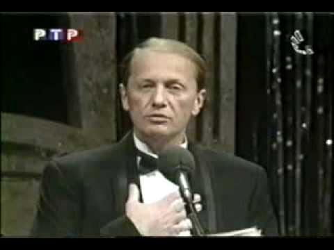 Михаил Задорнов - бизнесмен в церкви