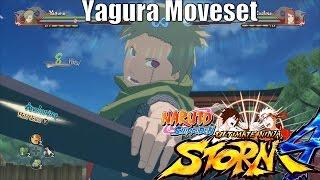Yagura (Three Tails Jinchuriki) (Isobu)?Moveset?1080p Full Hd