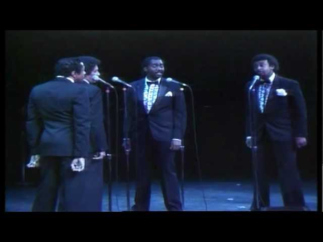 The Temptations - Live In Concert