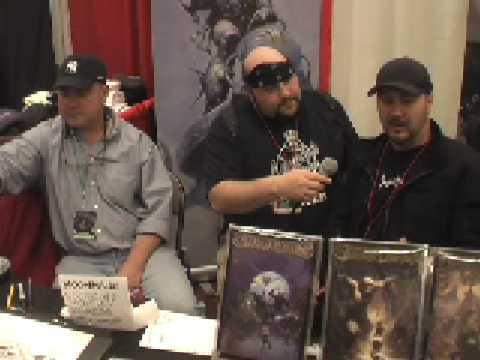 I Can Smell Your Brains Interview w/ Jay Fotos & Tim Vigil of Frazetta Comics