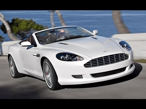 2009 Aston Martin DB9 Volante - Name That Exhaust Note, Episode 26 - CAR and DRIVER