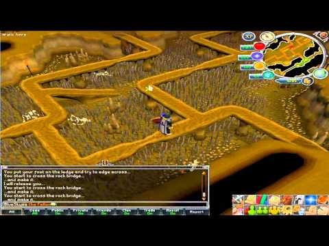 Underground Pass Runescape Detail Quest Guide/Walkthrough 2013