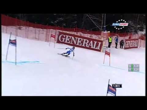 Alpine Skiing 11/12 - Kranjska Gora - Tessa Worley 2nd Run