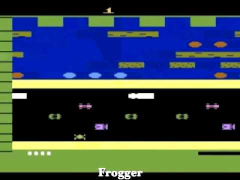 20 Games That Defined the Atari 2600