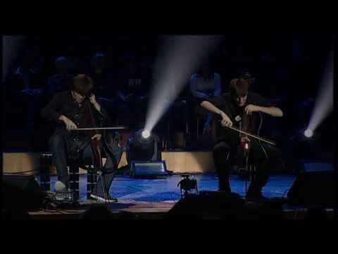 2CELLOS - You Shook Me All Night Long [LIVE VIDEO]