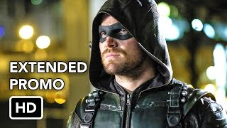 Arrow 5x21 Extended Promo