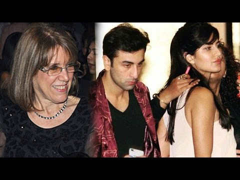 Katrina Kaif's MOM CALLS Neetu Singh to save 'Ranbir-Kat's relationship?