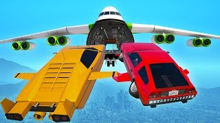 BEST OF GTA 5 WINS & STUNTS! (GTA V Epic Moments & Funny Moments Compilation)