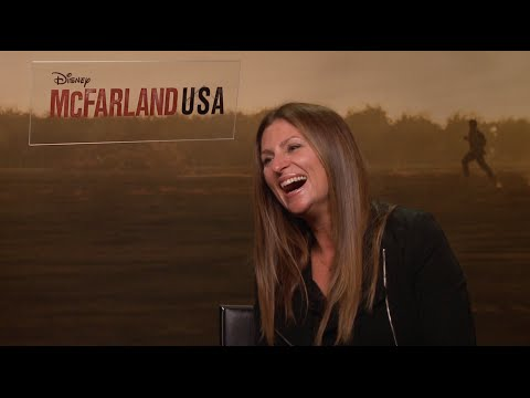 Niki Caro Interview - McFarland, USA