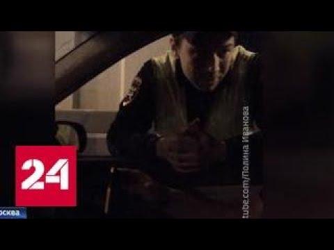 Полиция изучает видео конфликта автовладельца и ДПС