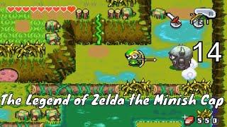 The Legend of Zelda  - The Minish Cap Part 14 Die Geheime Welt von Tabanta