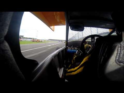 Brisca F1 Word cup 2014 Raceway Venray On-board Joep Hendriks