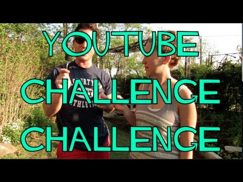 COMEDY WEEK - YOUTUBE CHALLENGE CHALLANGE