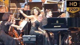 Khatia Buniatishvili - Rachmaninoff: Piano concerto No 2 (2017). Khatia Buniatishvili Amazon