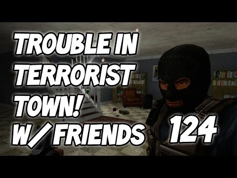 A House Of Traps! (TTT w/ Friends #124)