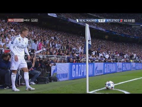 Toni Kroos vs Atlético Madrid (H) 14-15 UCL 720p HD