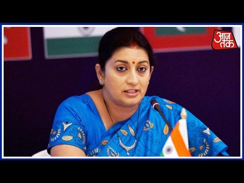 Breaking: Court Refuses To Issue Summon To Smriti Irani Over False Certificate Case