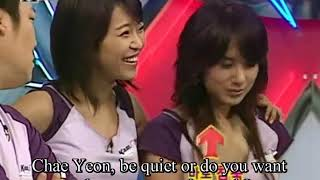Funny Wordfight Game (feat. Park Myung Soo ) ( eng sub )