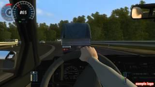 3D инструктор 2.2.7 Едем на работу (Volkswagen GTI)