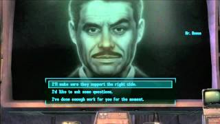 Giving Mr.House the Platinum Chip - Fallout: New Vegas