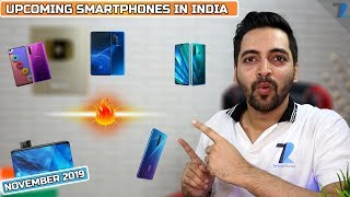 Top Upcoming Smartphones To Launch In India [November 2019]