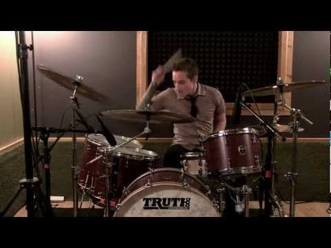 Kenny Bozich - Paramore - careful Drum Cover video