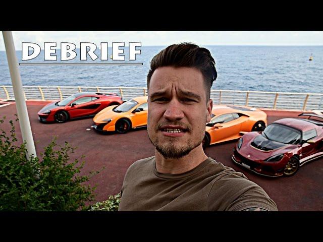 WHAT JUST HAPPENED: ROADTRIP DEBRIEF!!