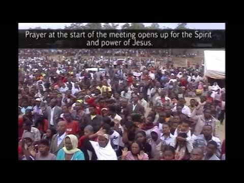 Highlights from Ethiopia Pastor Tommy Lilja Ministries