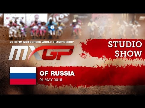 Studio Show of Russia 2018 #Motocross