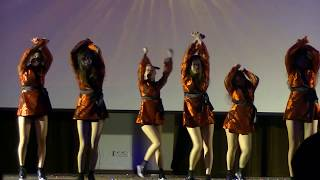 Virus Ladies (Round 2 + Judging), B Camera, Kpop Night Dance Competition 2017