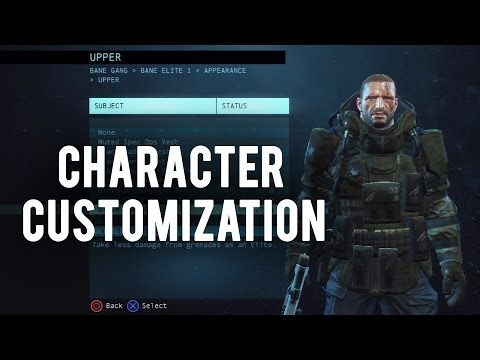 Batman: Arkham Origins - Online Multiplayer Character Customization (Weapons/Costumes/Clothing)