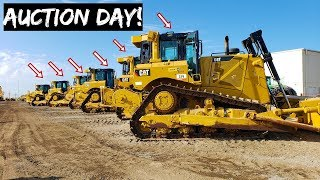 WE TRY to Buy Trucks & Bulldozers, EVERYTHING!