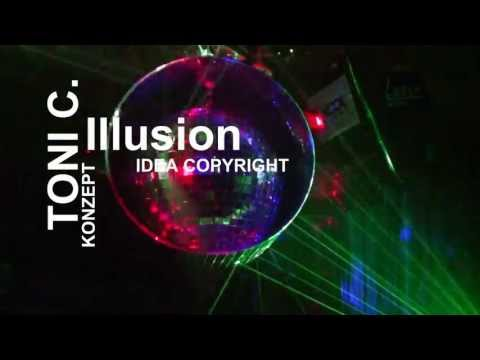 Laser Show - Idea by Toni C. Illusion