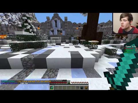 DON'T FAIL ME, COOKIE!   Minecraft: Hide N Seek Minigame!