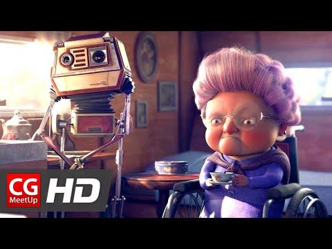CGI 3D Animation Short Film HD Tea Time by ESMA | CGMeetup