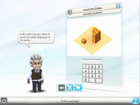 Einstein™ Brain Trainer HD APK Cover