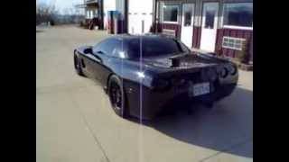 2001 Chevrolet Corvette Z06 Nightmare - Sound