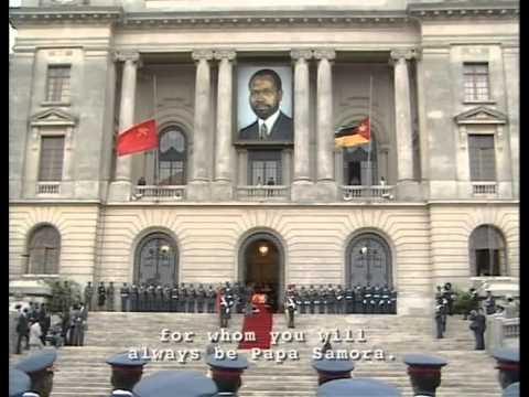 History Uncut - Samora Machel Funeral