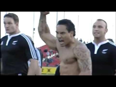 Best Haka by a New Zealand Sports Team