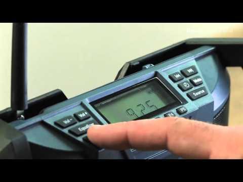 Bosch Jobsite Radio - GML 10,8 V-LI Professional