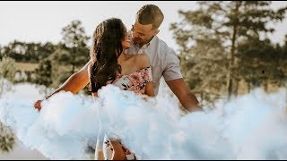 OUR GENDER REVEAL (Awww!!!)