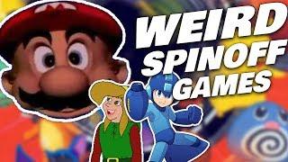 Weird Spinoff Games