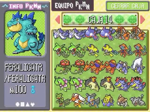 Pokemon legendarios shinys codigos
