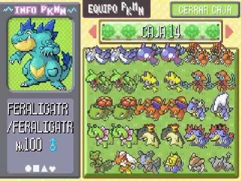 Pokemon legendarios shinys codigos