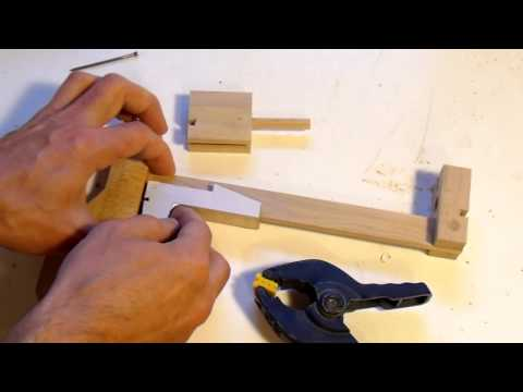 Building the jenga pistol
